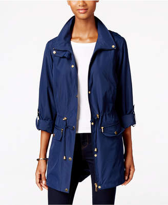 Style & Co. Hooded Anorak Jacket, Only at Macy's $69.50 thestylecure.com