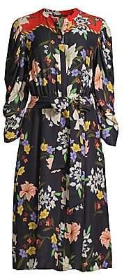 Kobi Halperin Women's Leila Floral Shirtdress