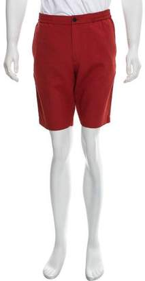 Theory Casual Woven Shorts