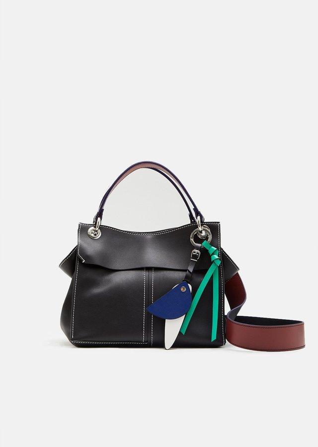 Proenza Schouler Leather Curl Handbag