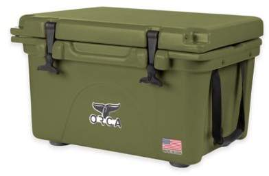 Orca 58 qt. Ice Retention Cooler in Green