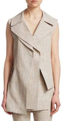 Victoria Beckham Double-Layer Vest