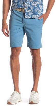 Tailor Vintage Modern Slim Stretch Fit Twill Walk Shorts