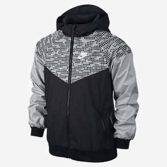 Nike Windrunner Big Kids' (Boys') Jacket $65 thestylecure.com