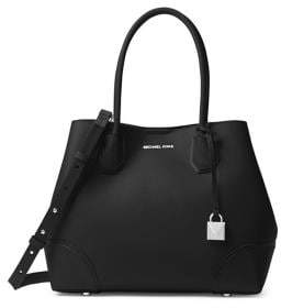 MICHAEL Michael Kors Medium Mercer Gallery Leather Tote