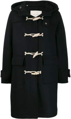 MACKINTOSH INVERIE Black Wool Duffle Coat | LM-1016