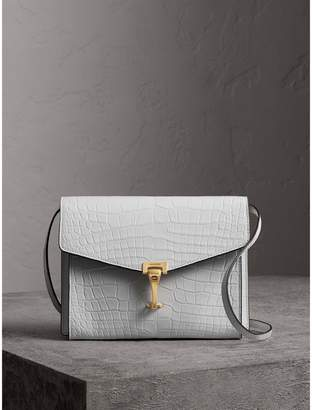 Burberry Small Alligator Crossbody Bag