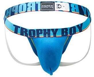 Andrew Christian Men's Trophy Boy Jock