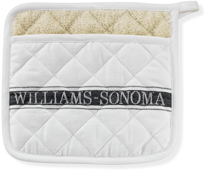 Williams-Sonoma Logo Potholders