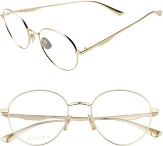 807121793a27 Gucci Women's Eyeglasses - ShopStyle