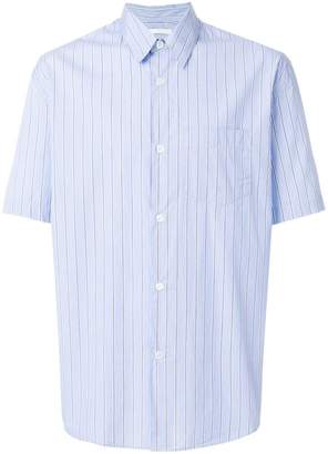 Our Legacy striped short-sleeve shirt