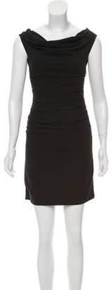 Helmut Lang Mini Bodycon Dress