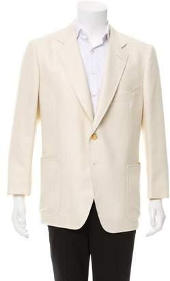 Tom Ford Mohair & Silk-Blend Sport Coat