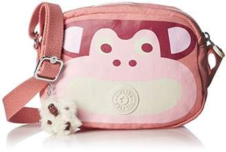 Kipling (キプリング) - [キプリング] Amazon公式 正規品 AUSTIN ショルダーバッグ・ポシェット K71086 20A Fruity Pink Bl