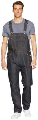 Naked & Famous Denim Left Hand Twill Selvedge Overalls Men's Jumpsuit & Rompers One Piece