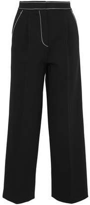 Emilio Pucci Ponte Wide-Leg Pants