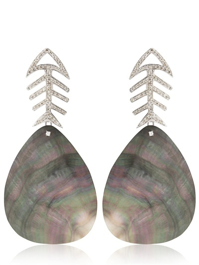 Michela Bone Earrings
