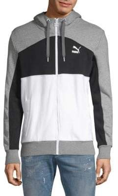 Puma Fusion Archive Hooded Jacket