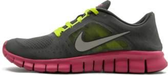 Nike Free Run 3 (GS) Anthracite/Rflctslvr