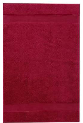Pottery Barn Teen Hydrocotton Wash Towel, Red
