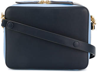 Anya Hindmarch double top zip shoulder bag