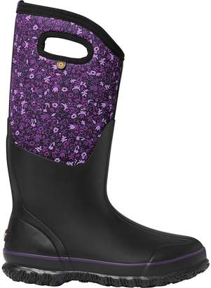 Bogs Classic Tall Freckle Flower Boot - Women's