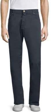 Corneliani Cotton Chino Pants