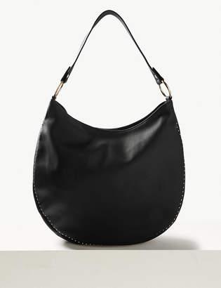 Marks and Spencer Studded Hobo Bag