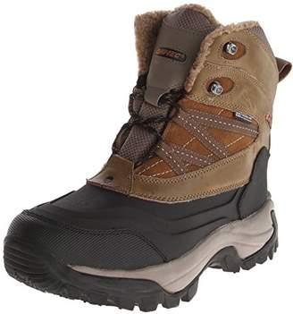 Hi-Tec Men's Snow Peak 200 Waterproof Insulated Waterproof Snow Boot