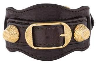 Balenciaga Classic Wrap Bracelet