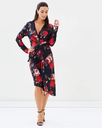 Georgina Asymmetric Dress