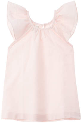 The Oaks Apparel Joy Linen-Blend Dress