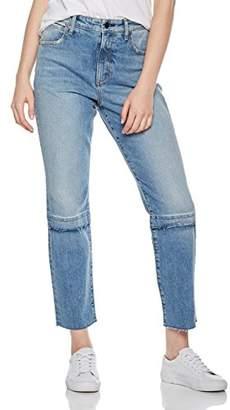 3.1 Phillip Lim HALE Women's Amanda High Rise Cropped Straight Leg Jean 24