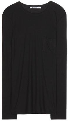 Alexander Wang Classic long-sleeved top