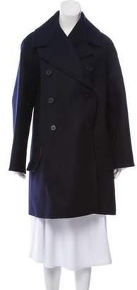 Calvin Klein Wool Oversize Coat w/ Tags