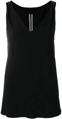 Rick Owens v-neck blouse