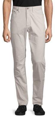 Saks Fifth Avenue 5 Pocket Sateen Pants