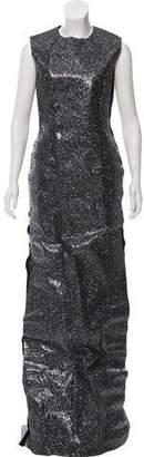 Maison Margiela Glitter Velcro Gown