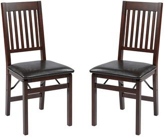Osp Designs OSP Designs Hacienda 2-pk. Folding Chair Set