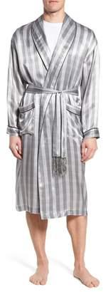 Majestic International Silk Robe