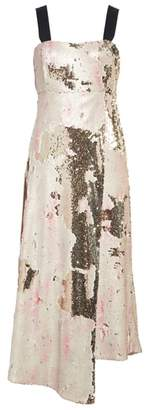 Rachel Comey Slacken Sequined Dress