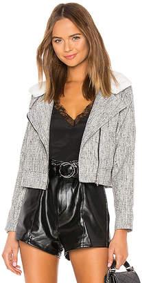 About Us Aubrey Faux Fur Jacket