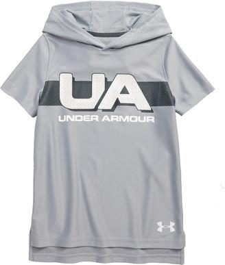 4378a3225 Under Armour Tech HeatGear® Short Sleeve Hoodie