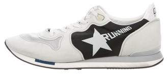 Golden Goose Low-Top Running Sneakers