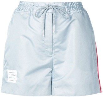 Thom Browne Ripstop Track Shorts