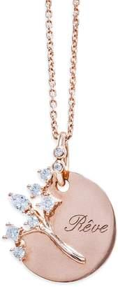 Nouvel Heritage Dream Necklace - Rose Gold