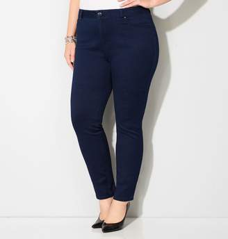 Avenue Butter Denim Legging Jean (Navy)