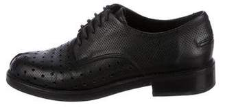 Rachel Comey Perforated Lea Oxfords