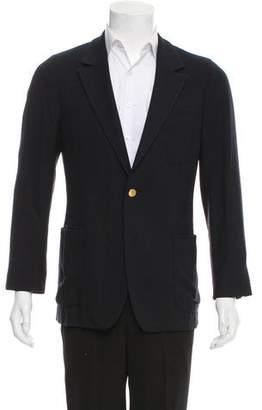 Saint Laurent Wool Two-Button Sport Coat