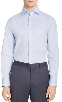 Giorgio Armani Stitched Classic Fit Dress Shirt